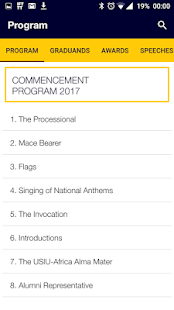 USIU-Africa Commencement 2017- screenshot thumbnail