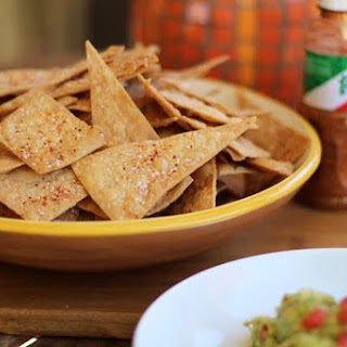 Brown Rice Tortilla Chips.