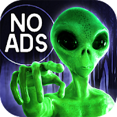 Area 51 Alien Stickers Icon