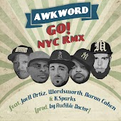 Go! Nyc (Remix) [feat. Joell Ortiz, Aaron Cohen, Wordsworth & K. Sparks]