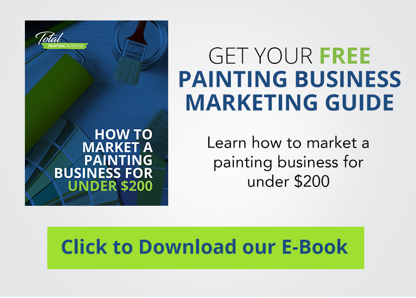 Learn How To Market A Painting Business For Under 200