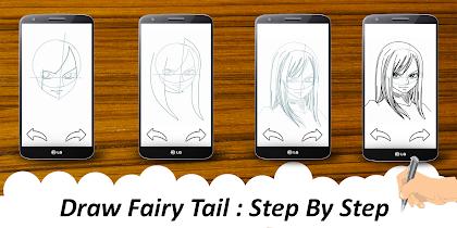 🎨 Learn To Draw fairy taile - screenshot thumbnail 03