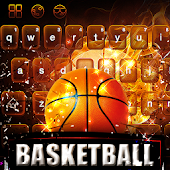 Basketball Keyboard Theme