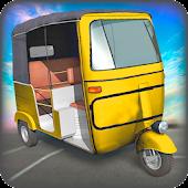 Auto Rickshaw Traffic