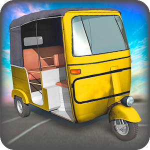 Auto Rickshaw Traffic for PC and MAC