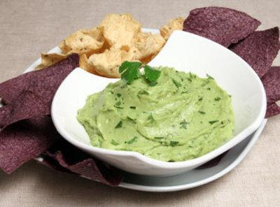 Creamy Avocado Ranch  Dip Recipe