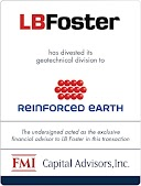 LB Foster and Reinforced Earth