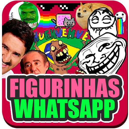 Figurinhas Whatsapp - Stickers para seu whatsapp