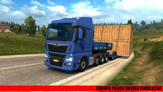 Europa Real Trucks Simulator 20 : Truck Drivers 4