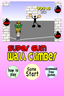 Super Wall Climber- screenshot thumbnail
