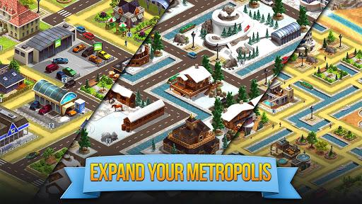 Tropic Paradise Sim: Town Building City Game 1.4.4 screenshots 18