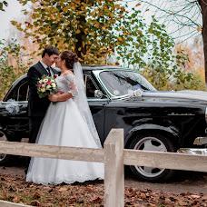 Wedding photographer Artem Mulyavka (myliavka). Photo of 25.10.2017