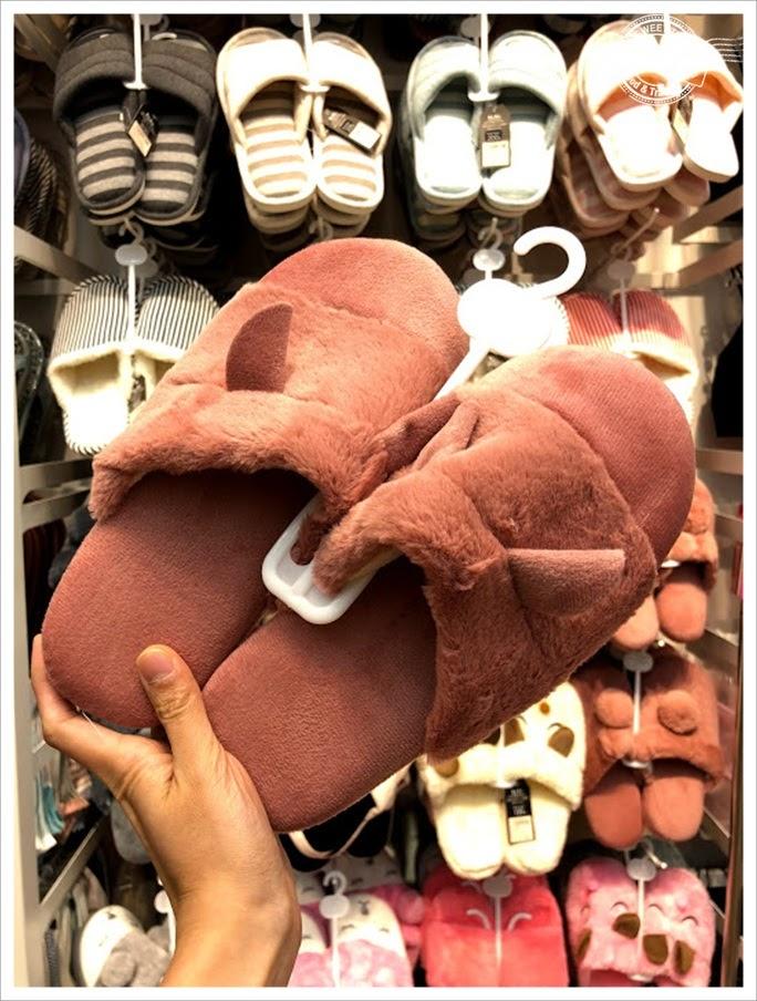 Moshi Moshi超暖拖鞋