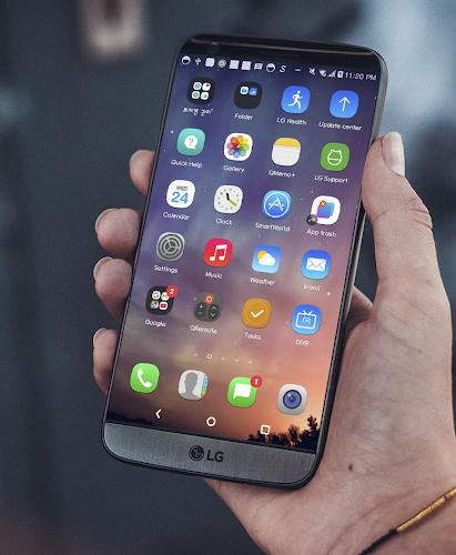 Download X Theme for LG G6 V30 V20 G5 Oreo APK latest