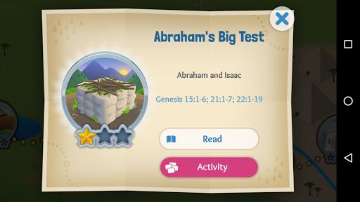 Bible App for Kids: Interactive Audio & Stories 2.20 screenshots 6