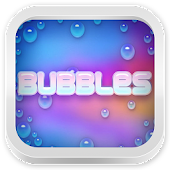 Bubbles Keyboard Theme