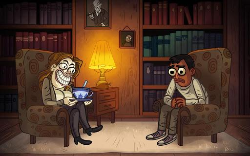 Troll Face Quest: Horror apkpoly screenshots 15