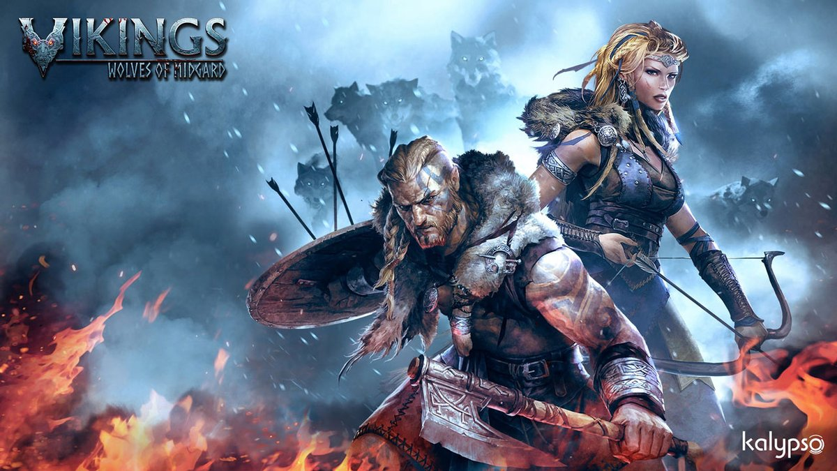 Vikings Wolves of Midgard release date