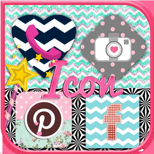 Change App Icon - Cute Themes