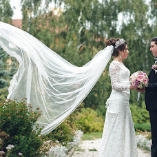 Wedding photographer Egor Kartashov (EgorkaPhotoSmile). Photo of 21.10.2016