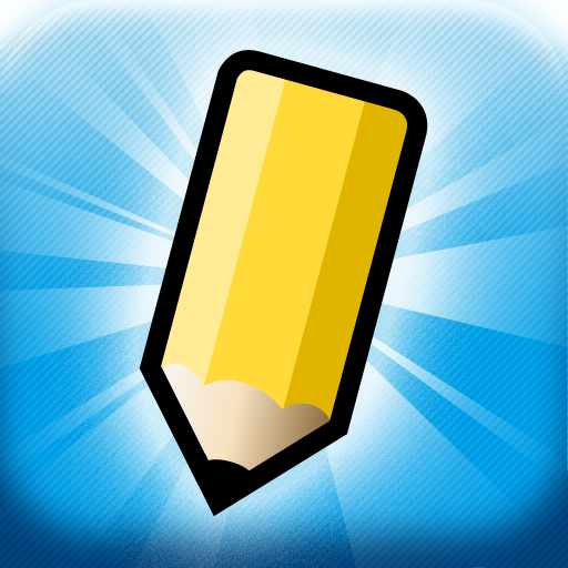 拼字のDraw Something by OMGPOP LOGO-記事Game