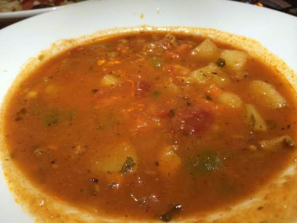 Florida Conch Or Shrimp Soup (sallye)