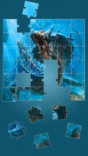 Dragon Jigsaw Puzzle Game screenshot 3