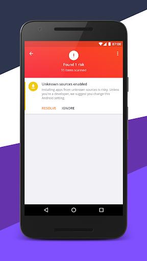 Avast Mobile Security - Antivirus & AppLock Screenshot