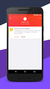 Avast Mobile Security & Antivirus- miniatura screenshot