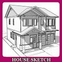House Sketch Designs icon