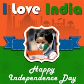 Independence Day Photo Frame