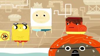 Adventure Time: Der Wasserpark-Streich