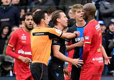 Bruges vient finalement à bout de l'Antwerp dans un match très tendu