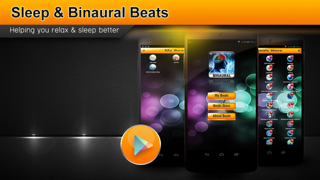 Sleep & Binaural Beats - screenshot
