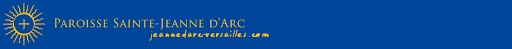 photo de Versailles - Sainte Jeanne d'Arc