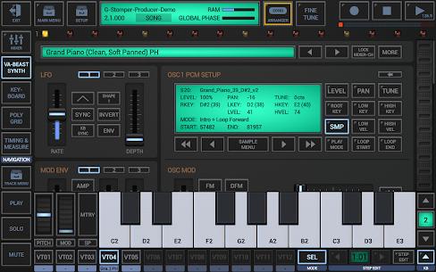 G-Stomper Producer (MOD, Paid) v1.1.4 5