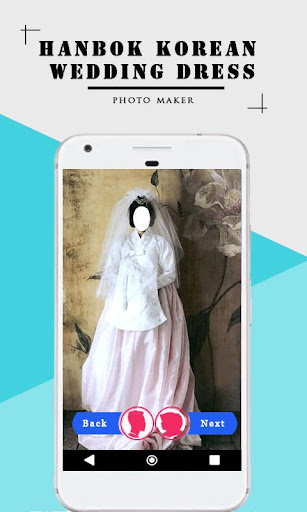Hanbok Korean Wedding Dress 1.2 screenshots 6