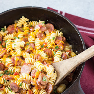 Cajun Andouille Sausage Pasta Recipes