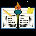 Kazanımlar / Yıllık Planlar - Sınıf Defterim 2020 icon