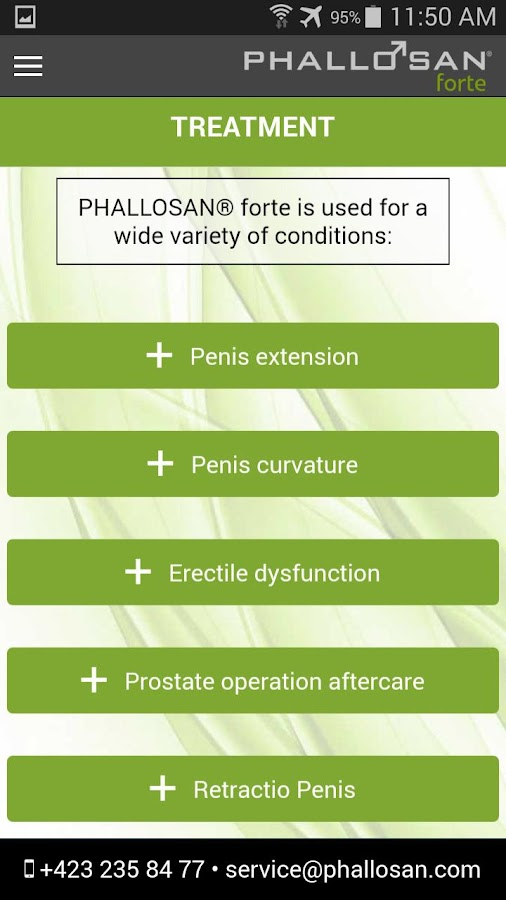 PHALLOSAN® forte- screenshot