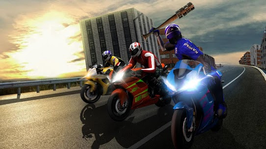 Bike Attack Race : Highway Tricky Stunt Rider 2