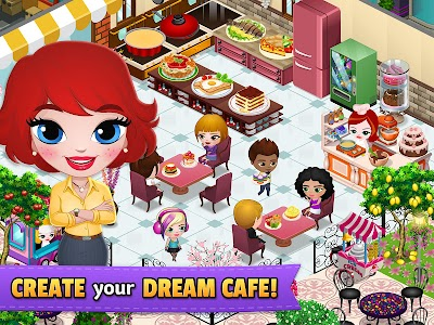Cafeland - World Kitchen 2.0.20 (Unlimited Money)