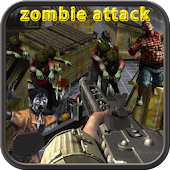 Zombie Attack In City