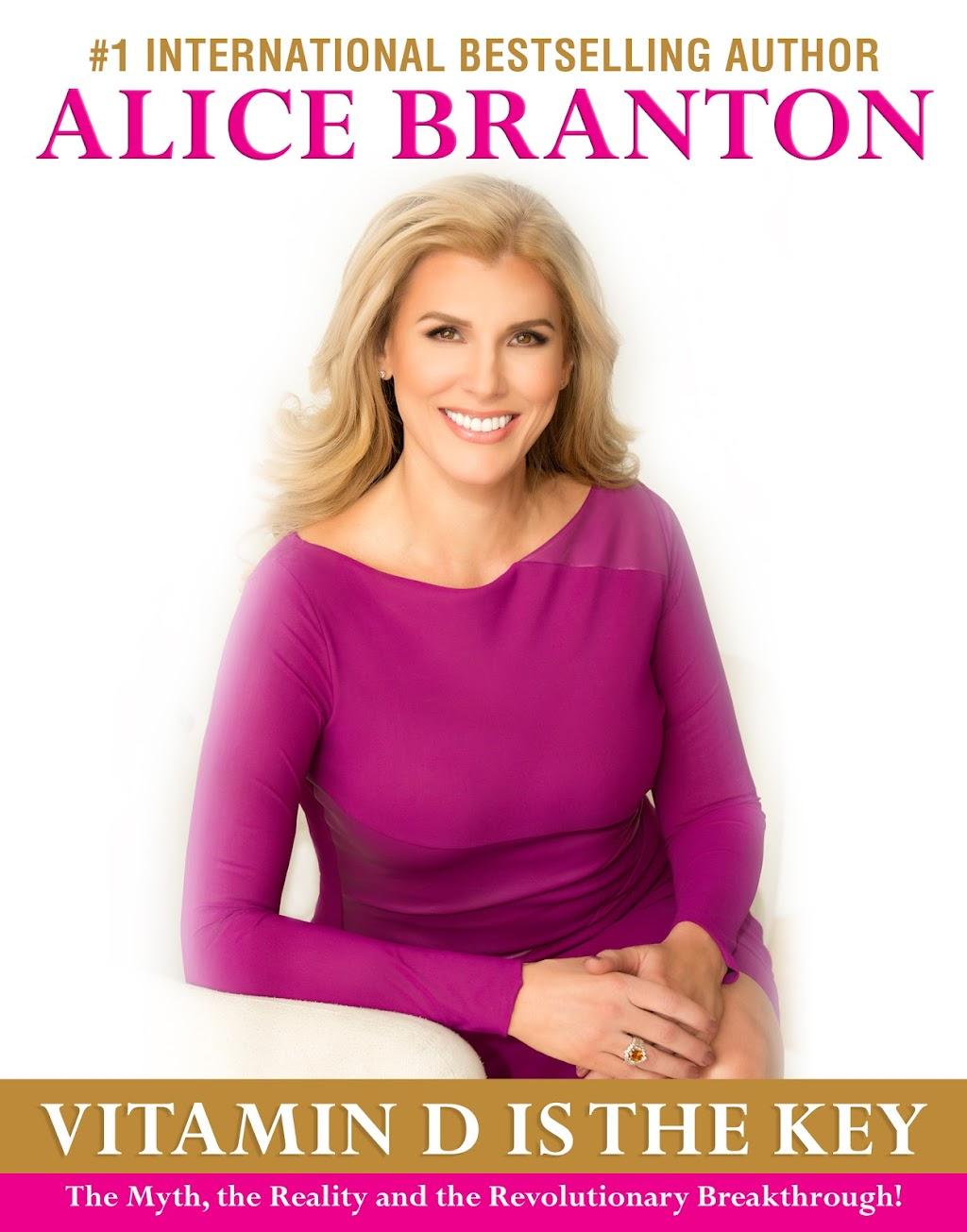 Vitamin D is the Key - Alice Branton