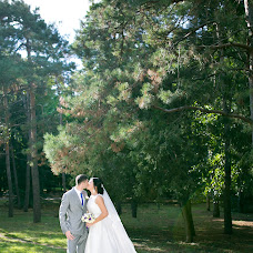 Wedding photographer Natalya Nikitina (PNfoto). Photo of 28.11.2016