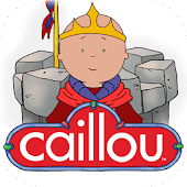 Caillou's Castle: Interactive Story and Activities