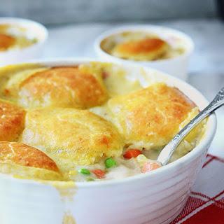 Bisquick Chicken Pot Pies Recipes.
