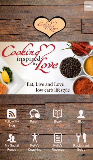 Cooking Inspired By Love