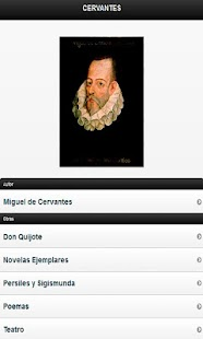 Don Quijote Cervantes - náhled