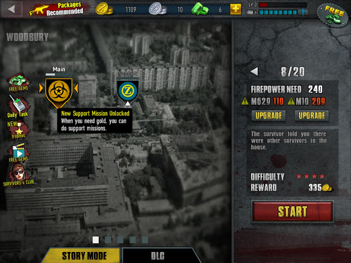 Zombie Frontier 3: Jeu de Tir  captures d'u00e9cran 13